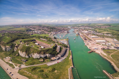 Newhaven Fort, Port & River Ouse