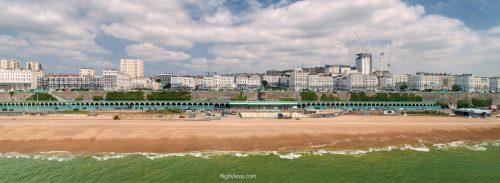 Brighton Kemp Town Seafront